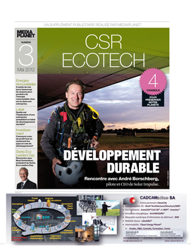 CSR Eco Tech