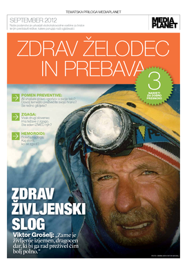 ZDRAV %u017DELODEC IN PREBAVA