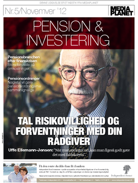 Pension og investering  5