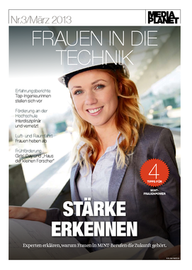 Frauen in die Technik 3