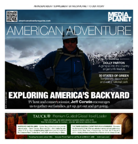Rediscovering America: By trail, road, or sea