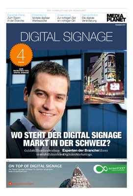 Digital Signage  2